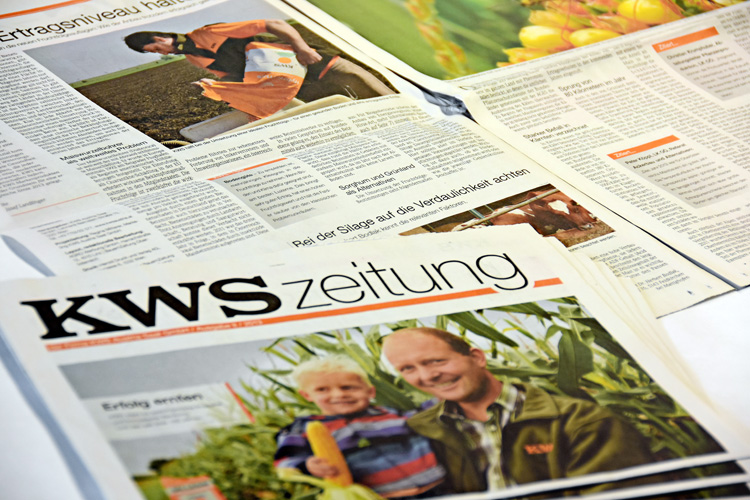 KWS Zeitung