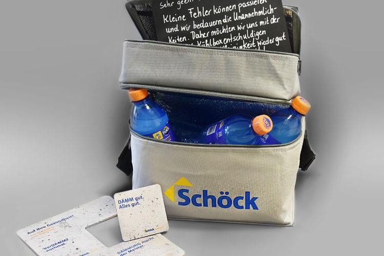 Schöck Sorry-Kühlbox